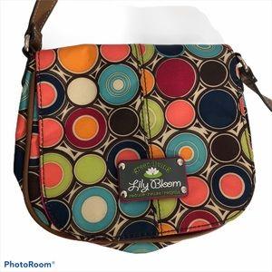 Lily Bloom crossbody little bag